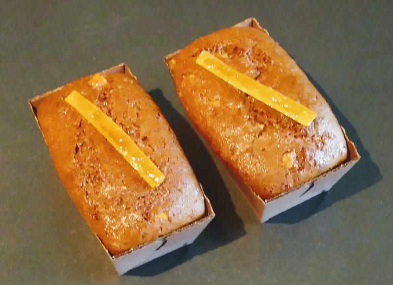 mini pain épices aux agrumes Au Petit Fournil de Valérie